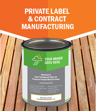 Private Label and Contract Manufacturing