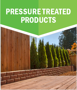 Pressure Treated Products